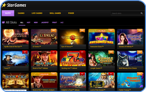star-games-online-casino-slots-games Online Casino Games