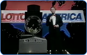 Lotto America drawing in 1991