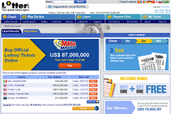 Buy SuperStar lotto lottery tickets online, using theLotter services.