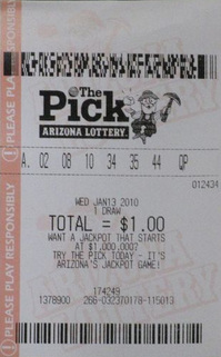 Arizona The Pick - Lottery Lotto games