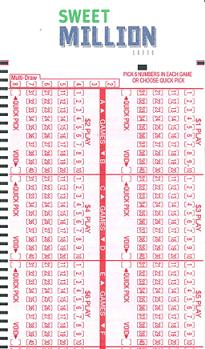 New York Sweet Million Lotto - Lottery Lotto games