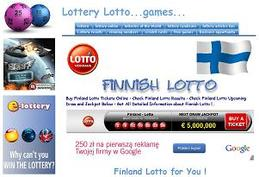 how to play lotto in finland