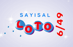 Sayisal Turkey Loto 6/49 logo. Play this lotto game online.