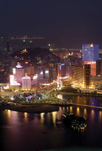 Macau Nights could include 'Lights & SOUNDS'