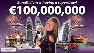 euromillions is having a superdraw. Play Euromillions lotto online.