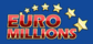 Euromillions lotto game logo
