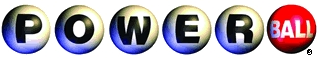 Powerball lottery logo