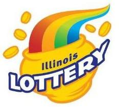 Illinois Lottery logo. Illinois Lottery is a operator of Illinois Lotto game.