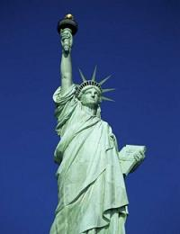 New York Statue of Liberty. Play New York Lotto game