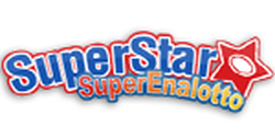 Italian SuperStar lotto game logo.