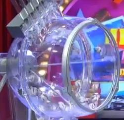 powerball machine