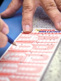 Megamillions lotto