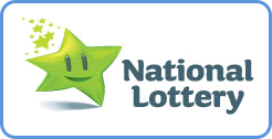 Irish National Lottery Company logo