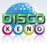Disco Keno scratch card game